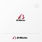 shibamarutaroさんの外壁塗装専門店 B-Works の会社ロゴ制作への提案