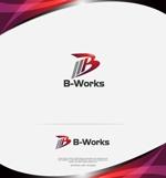 NJONESさんの外壁塗装専門店 B-Works の会社ロゴ制作への提案