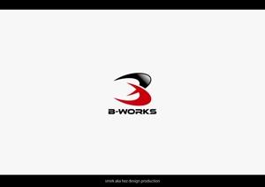 smirk777さんの外壁塗装専門店 B-Works の会社ロゴ制作への提案