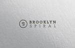 ALTAGRAPHさんのパーマヘアスタイル「ブルックリンスパイラル」のロゴへの提案