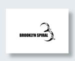 zen634さんのパーマヘアスタイル「ブルックリンスパイラル」のロゴへの提案