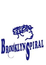 taishisaitoさんのパーマヘアスタイル「ブルックリンスパイラル」のロゴへの提案