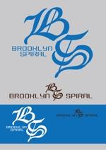 gugraさんのパーマヘアスタイル「ブルックリンスパイラル」のロゴへの提案