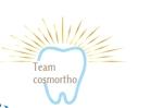 審美歯科、矯正歯科のドクターチームのロゴへの提案