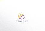 syotagotoさんの金融専門職の人材サービス「Finansta(フィナンスタ)」のロゴへの提案