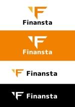 5d1816f315962さんの金融専門職の人材サービス「Finansta(フィナンスタ)」のロゴへの提案