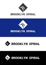 5d1816f315962さんのパーマヘアスタイル「ブルックリンスパイラル」のロゴへの提案