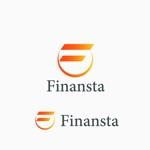 agnesさんの金融専門職の人材サービス「Finansta(フィナンスタ)」のロゴへの提案