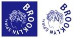 take-noriさんのパーマヘアスタイル「ブルックリンスパイラル」のロゴへの提案