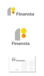 serve2000さんの金融専門職の人材サービス「Finansta(フィナンスタ)」のロゴへの提案