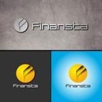 gcrepさんの金融専門職の人材サービス「Finansta(フィナンスタ)」のロゴへの提案