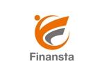 lotoさんの金融専門職の人材サービス「Finansta(フィナンスタ)」のロゴへの提案