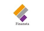 tora_09さんの金融専門職の人材サービス「Finansta(フィナンスタ)」のロゴへの提案