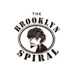 koh_designさんのパーマヘアスタイル「ブルックリンスパイラル」のロゴへの提案
