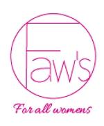 女性が経営する会社  Faw'sのロゴへの提案
