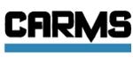 港湾クレーン遠隔モニタリングシステム「CARMS」のロゴへの提案