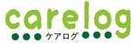 介護施設向けカタログ&雑誌  ケアログのロゴへの提案