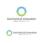 smdsさんの株式会社バイオケミカルイノベーションの会社ロゴへの提案