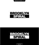 queuecatさんのパーマヘアスタイル「ブルックリンスパイラル」のロゴへの提案