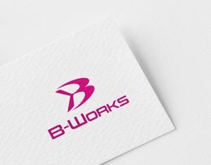 ue_taroさんの外壁塗装専門店 B-Works の会社ロゴ制作への提案