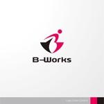 sa_akutsuさんの外壁塗装専門店 B-Works の会社ロゴ制作への提案