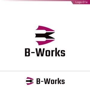fs8156さんの外壁塗装専門店 B-Works の会社ロゴ制作への提案
