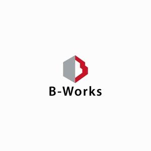 yybooさんの外壁塗装専門店 B-Works の会社ロゴ制作への提案