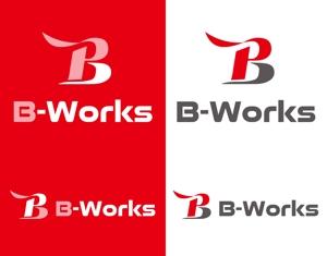 coresoulさんの外壁塗装専門店 B-Works の会社ロゴ制作への提案