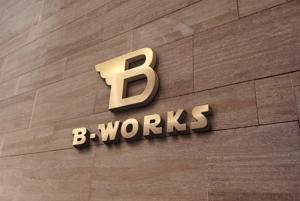 kndworking_2016さんの外壁塗装専門店 B-Works の会社ロゴ制作への提案