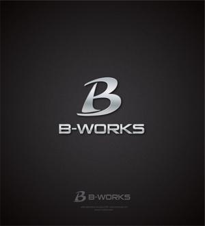 Doing1248さんの外壁塗装専門店 B-Works の会社ロゴ制作への提案