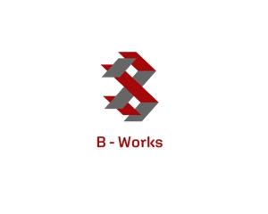 Tomoko14さんの外壁塗装専門店 B-Works の会社ロゴ制作への提案