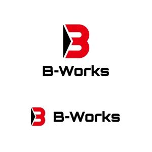 MagicHourさんの外壁塗装専門店 B-Works の会社ロゴ制作への提案