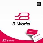 Morinohitoさんの外壁塗装専門店 B-Works の会社ロゴ制作への提案