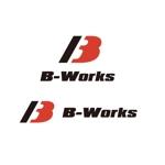 calimboさんの外壁塗装専門店 B-Works の会社ロゴ制作への提案