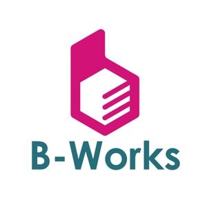 sriracha829さんの外壁塗装専門店 B-Works の会社ロゴ制作への提案
