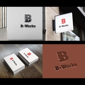 tanaka_358_eikiさんの外壁塗装専門店 B-Works の会社ロゴ制作への提案