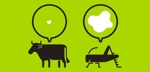 コオロギと牛の栄養価等の比較イラスト(見本あり)への提案
