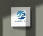 沖縄の不動産会社「ゆり琉球リゾート」のロゴへの提案