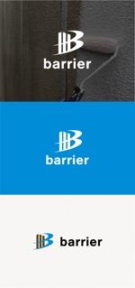 tanaka10さんの外壁塗装のシンボルマーク・ロゴタイプのデザイン依頼 株式会社barrierへの提案