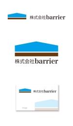 serve2000さんの外壁塗装のシンボルマーク・ロゴタイプのデザイン依頼 株式会社barrierへの提案
