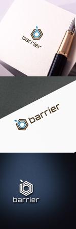 chapterzenさんの外壁塗装のシンボルマーク・ロゴタイプのデザイン依頼 株式会社barrierへの提案
