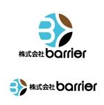 cvdesignさんの外壁塗装のシンボルマーク・ロゴタイプのデザイン依頼 株式会社barrierへの提案