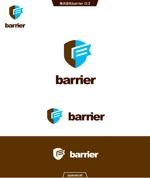 queuecatさんの外壁塗装のシンボルマーク・ロゴタイプのデザイン依頼 株式会社barrierへの提案
