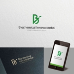 atomgraさんの株式会社バイオケミカルイノベーションの会社ロゴへの提案