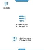 queuecatさんの株式会社バイオケミカルイノベーションの会社ロゴへの提案