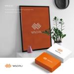 doremidesignさんのタオル生地商品を扱う新しいネットショップのロゴへの提案