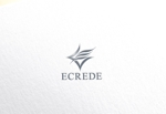 syotagotoさんの初の自社ブランドマンション「ECREDE」のロゴ作成への提案
