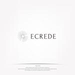 mg_webさんの初の自社ブランドマンション「ECREDE」のロゴ作成への提案