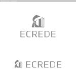 cambelworksさんの初の自社ブランドマンション「ECREDE」のロゴ作成への提案