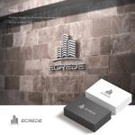 doremidesignさんの初の自社ブランドマンション「ECREDE」のロゴ作成への提案